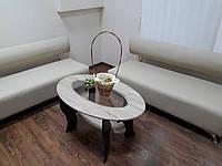 Журнальный столик Магнолия (МДФ). Столик для прихожей, приёмной, кофейный столик