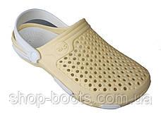 Мужские сабо-кроксы оптом DreamStan. 41-45рр. Модель Кроксы Дримстан 1, фото 3