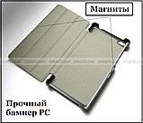 Цветные кубики (Color Blocks) чехол книжка Lenovo Tab 4 7.0 Tb-7504X в эко коже и магнитами, фото 2