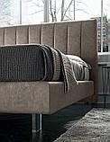 Итальянская современная кровать с высоким изголовьем CLYDE фабрика Felis, фото 3