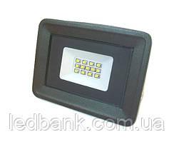 LED прожектор smd 10w IP65 Slim