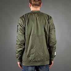 Мужская куртка Light Army Jacket Green от Galagowear в размере XXL, фото 3