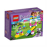 Lego Friends Выставка щенков: Игровая площадка 41303
