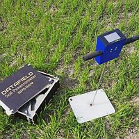 Плотномер почвы с GPS и онлайн передачей через GSM