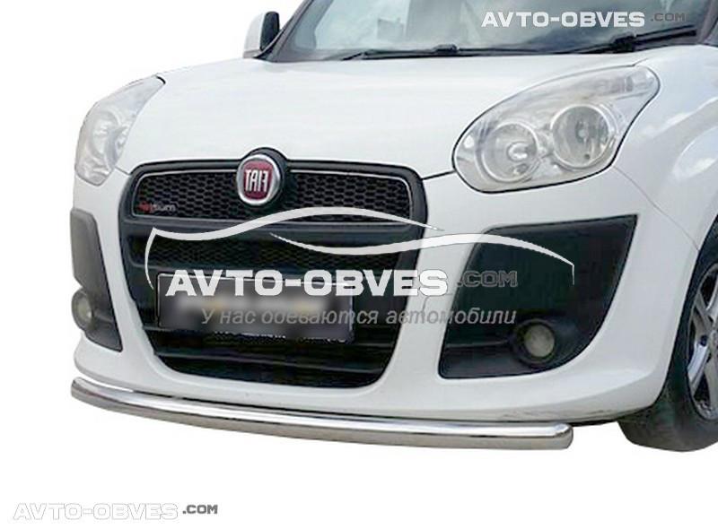 Захисна дуга одинарна для Fiat Doblo 2010-2014
