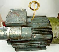 Электродвигатель 2,2кВт 2880 об/мин для воздушного компрессора (Б/У в отличном рабочем состоянии)
