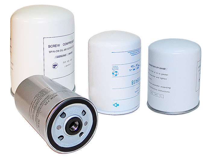 Масляный фильтр для компрессора Atlas Copco (Атлас Копко) GA45, GA55, GA75, GA90