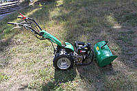 Мотокультиватор-газонокосилка роторная Agrimotor Rotalux MT01D + STM01