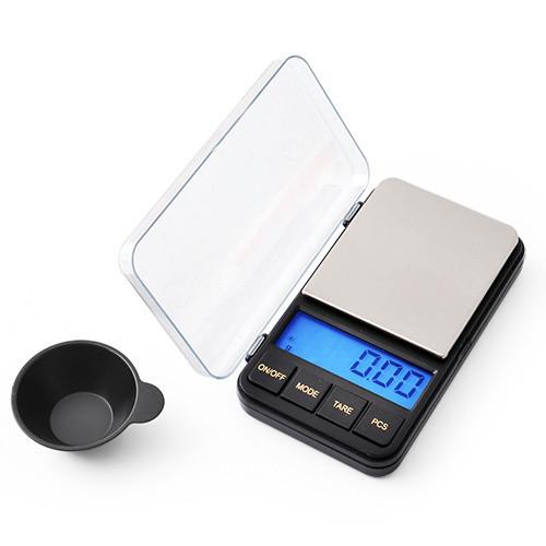 Весы ювелирные 6285PA-500г(0,01)+чашка