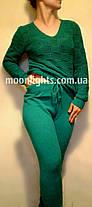 Костюмы женские вязанные, трикотажные, брюки, штаны, фото 3
