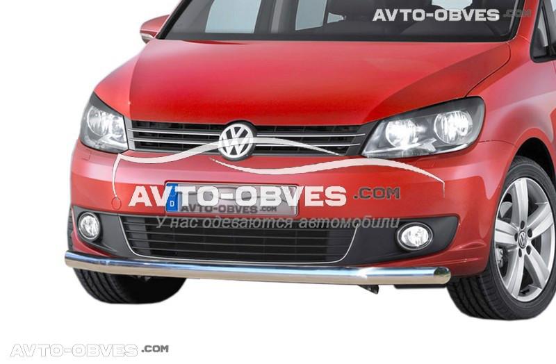 Защитная дуга одинарная для Volkswagen Touran 2010-2015