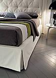 Мягкая кровать ADRIAN с простеганным изголовьем фабрика Felis (Италия), фото 3