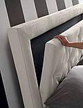 Мягкая кровать ADRIAN с простеганным изголовьем фабрика Felis (Италия), фото 6
