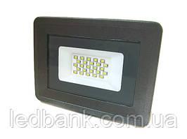 LED прожектор светодиодный smd 20w IP65 Slim