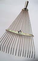 Грабли веерные, проваренные, с регулировкой ширины 1233