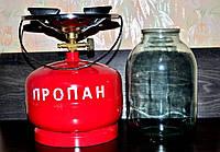 """Газовий балон """"Турист"""" на 5л (пальник, газова лампа)"""