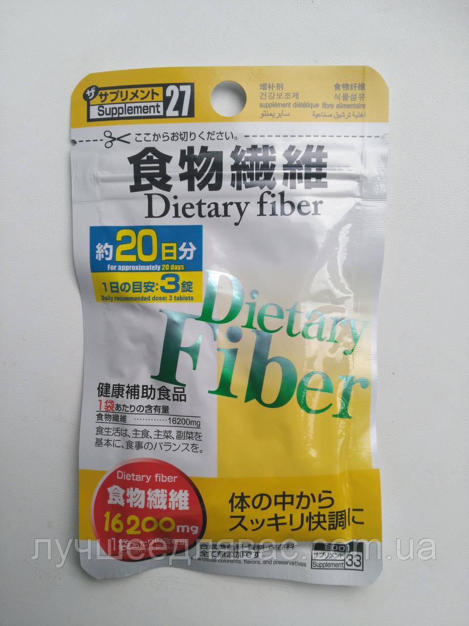 Диетическое волокно- чистота,здоровье Вашего кишечника. Япония, фото 1