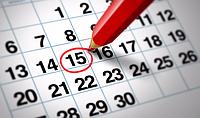 Сокращена продолжительность операционного дня для регистрации налоговых накладных