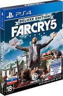 Игра Far Cry 5. Deluxe Edition [PS4, русская версия]