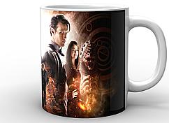Кружка GeekLand  Доктор Кто  Doctor Who Doctor Who DW.02.003