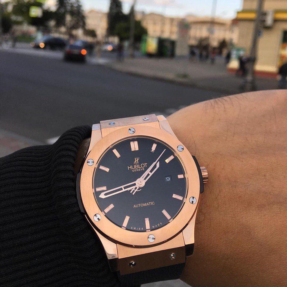 Механические часы Hublot Geneve