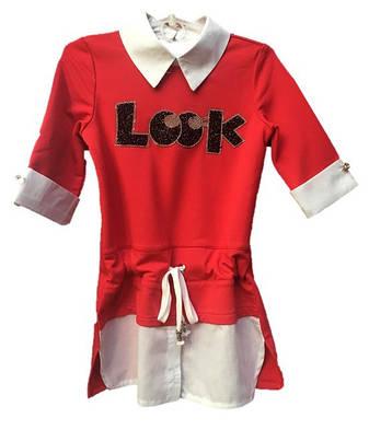 """Детская туника рубашка """"Лукия"""", фото 2"""