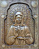 Икона резная Святая Матрона