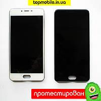 Модуль Meizu M3 Note L681 (дисплей + тачскрин)  черный \ белый копия высокого качества