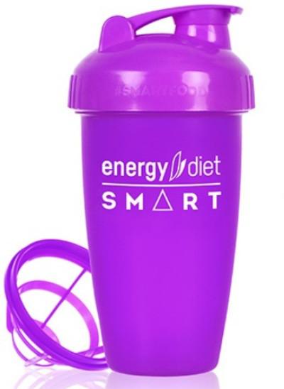 Шейкер фиолетовый с клапаном