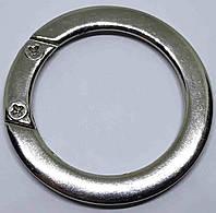 Кольцо карабин разборное 30 мм