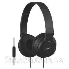 Навушники JVC (HA-SR185) Black