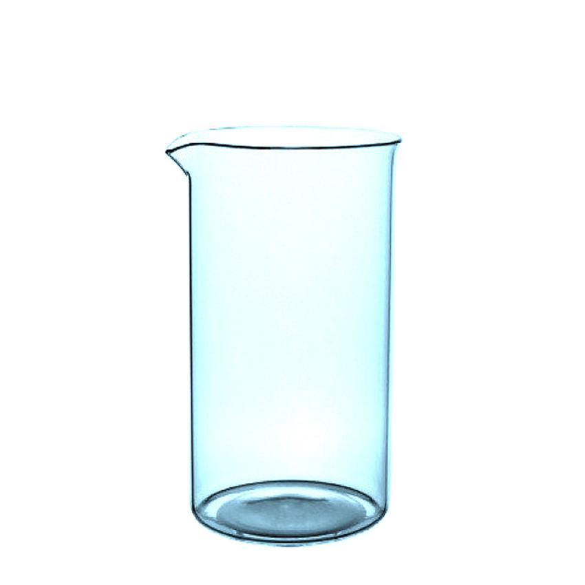 Колба из термостойкого стекла (350 мл.)