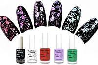 Краски для стемпинга Nail Story, 11 ml