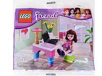Lego Friends Столик Оливии 30102