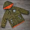 """Весенняя куртка для мальчика """"Том"""" 92-110р"""