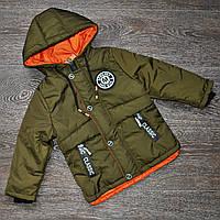 """Весенняя куртка для мальчика """"Том"""" 92-110р, фото 1"""