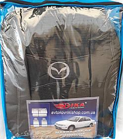Авточехлы Mazda 626 GE 1992-1998 Nika