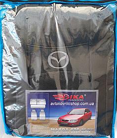 Авточехлы Mazda 626 GF / GW 1997-2002 Nika