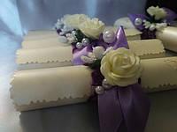 Свадебное приглашение Rose