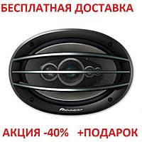 Автомобильная акустика, колонки Pioner SP 6994 Пионер СП 6994 овал ORIGINAL size Автоакустика Динамики авто