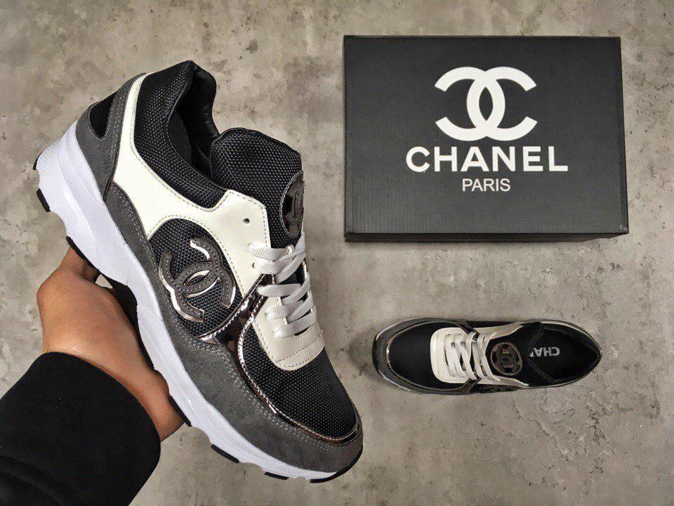 f5b82e693549 Кроссовки Chanel ,Реплика, цена 1 150 грн., купить в Львове — Prom ...