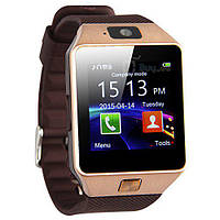 Умные смарт часы,Smart Watch DZ-09 чёрные