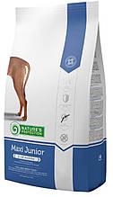 Корм nature's Protection (Натур Протекшн) JUNIOR MAXI для цуценят до 18 місяців великих порід, 12 кг