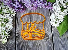 Паска Великодня - Форма для печива і пряників