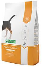 Корм nature's Protection (Натур Протекшн) Medium Junior для щенят середніх порід, 2 кг