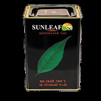 Чай зеленый Крупнолистовой SunLeaf 150г
