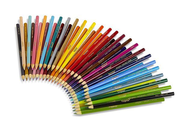 Цветные карандаши, пастель, карандаши Twist