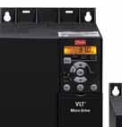Частотный преобразователь Danfoss VLT Micro Drive FC-51 (18кВт)