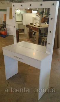 Новая компактная модель столика для визажиста, парикмахера - в НАЛИЧИИ!