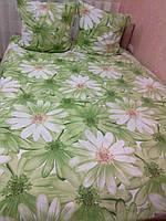 Хорошее постельное белье из бязь ромашка